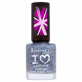 Rimmel I Love Lasting Finish Nail Polish
